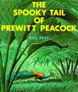 Image result for the spooky tail of prewitt peacock