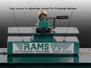 Rams 24 Ga Power Flanger