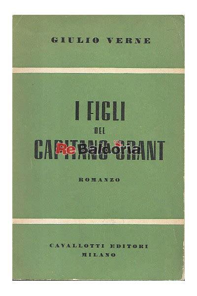 Libreria Cavallotti by I Figli Capitano Grant Giulio Verne