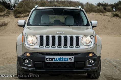 Review Jeep Renegade by Jeep Renegade Review The Eye Is In The Detail Carwitter