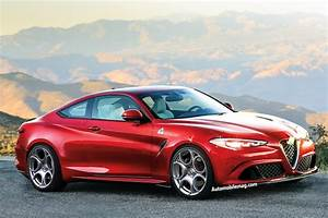 2019 New And Future Cars  Alfa Romeo Gtv