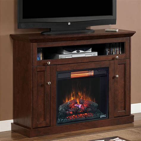 windsor wall  corner infrared electric fireplace media
