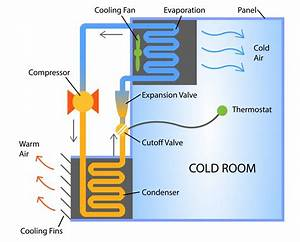 Freshen Up Everything With Cold Room System