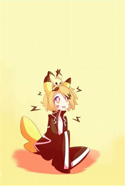 Mha Zedge Denki Pikachu