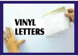 blog With rta vinyl lettering