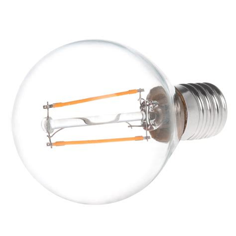 s11 e17 intermediate base 2w led vintage antique filament