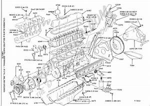 Ford Straight 6 Engine Diagram