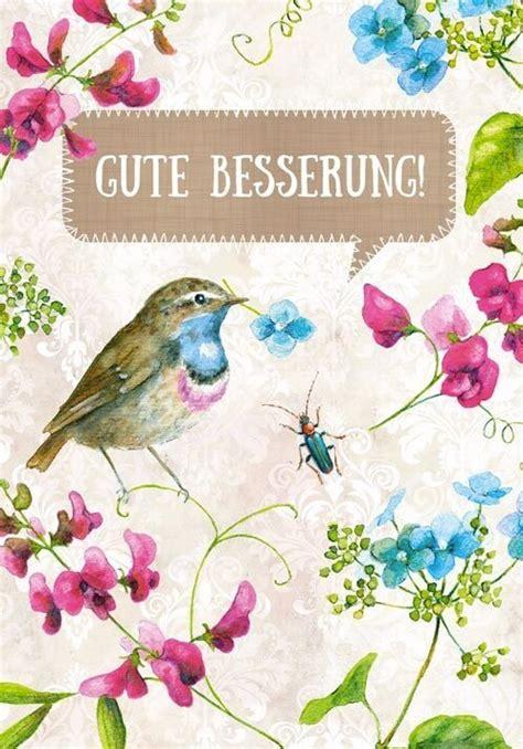 gute besserung postkarte im kinderpostershop kaufen
