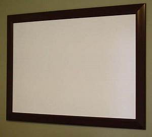 Whiteboard Selber Bauen : whiteboard rahmen diy pinterest rahmen arbeitszimmer und geschenk ~ Markanthonyermac.com Haus und Dekorationen