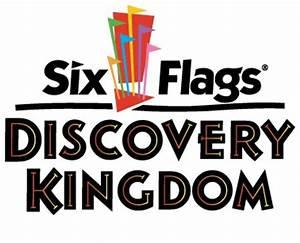 Six Flags Discovery Kingdom - Logopedia - Wikia