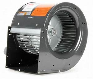 1  6 Hp 1070 Rpm 115v Furnace Blower With Housing Assembly