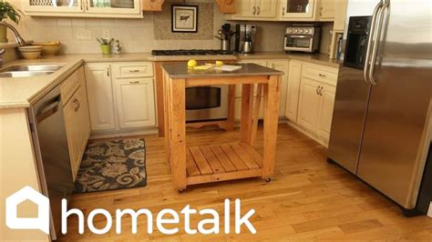 how to build a simple kitchen island how to build a simple kitchen island hometalk