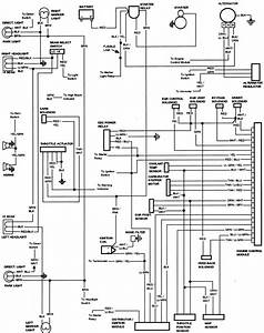 Need 85 Or So F150 Charging Circuit Wire Diagram
