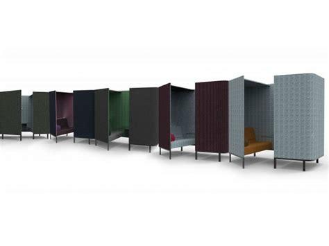 cabine bureau cabine de bureau acoustique en tissu buzzihive by