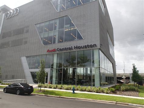 Audi Central Houston by Projects Lentz Engineering