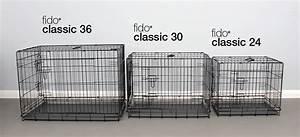 Grande Cage Pour Chien : choisir une cage la bonne taille le chien et la cage ~ Dode.kayakingforconservation.com Idées de Décoration