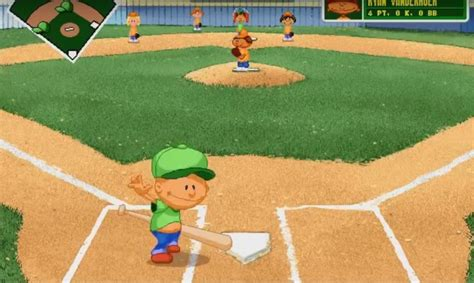Backyard Sports Players by Pablo The Origin Of A Legend Only A