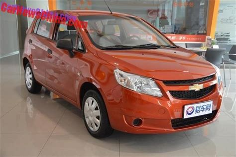Wuling Formo Photo by Official Photos Of The Wuling Baojun 310 For China