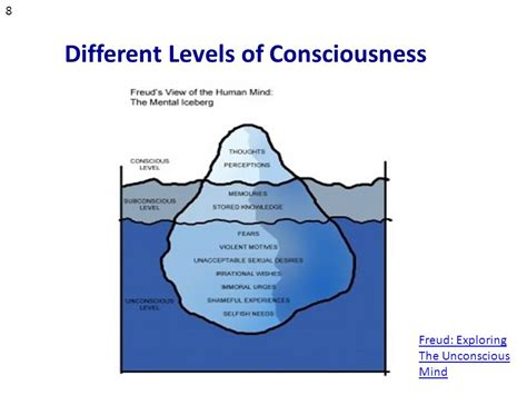 Different Levels Of by Chapter 5 Consciousness Ppt