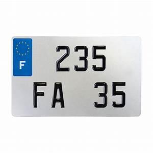 Numéro De Plaque D Immatriculation : plaque d 39 immatriculation alu ancien num ros faab pour motos ~ Maxctalentgroup.com Avis de Voitures