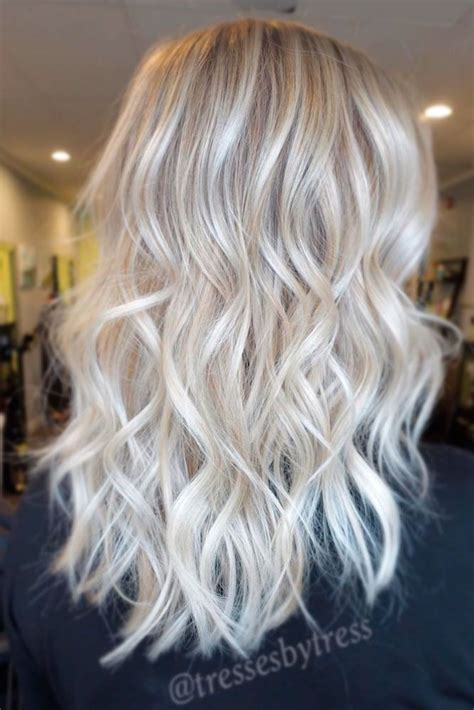 Shade Hair Color by Color Trendy Hair Color Try Platinum Hair Shade
