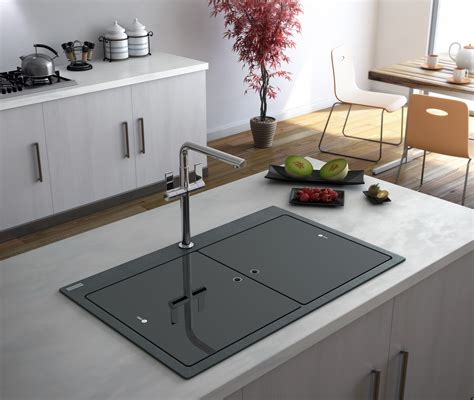 Samoa  The Brand New Granite Sink From Carron Phoenix