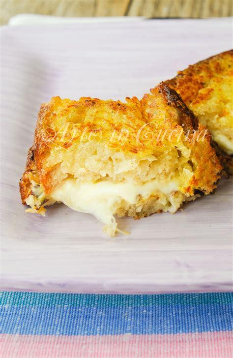 ricetta pane in carrozza mozzarella in carrozza ricetta napoletana arte in cucina
