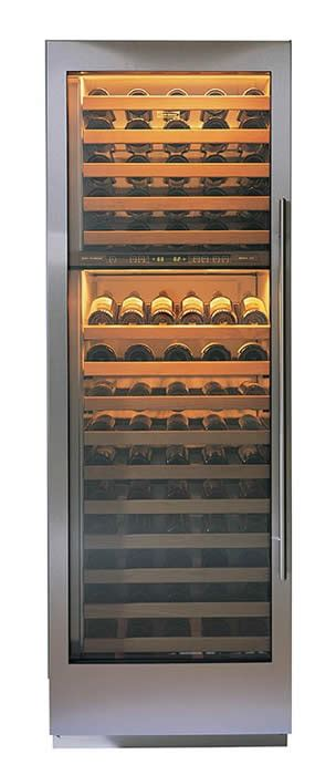 wine coolers blue grouse wine cellar