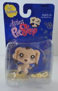 eBay Littlest Pet Shop Cocker Spaniel