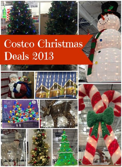 when to buy christmas decorations at costco costco trees decorations lights 2013