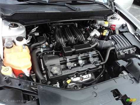 dodge avenger se  liter dohc  valve flex fuel