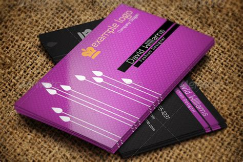 72+ Fashion Business Card Templates Free Psd Vector Designs