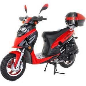 125Cc Moped Scooter Bike