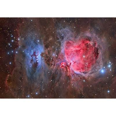 Orion Nebula Hubble Telescope - Pics about space