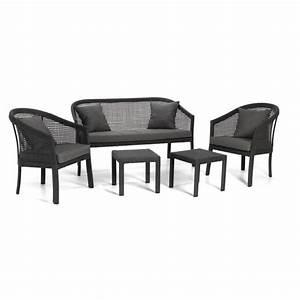 Table De Salon Alinea : salon de jardin serena alin a marie claire maison ~ Premium-room.com Idées de Décoration