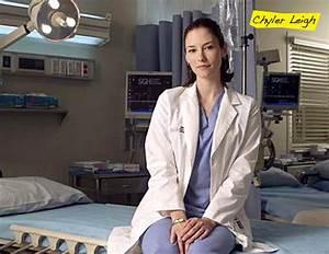 SPOILER ALERT! 'Grey's Anatomy' Star Chyler Leigh Spills ...