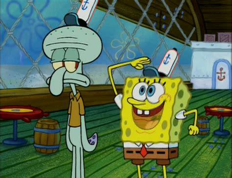 spongebuddy mania spongebob episode  leaf