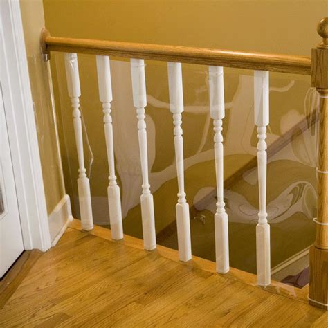 Banister Safety Gate by Cardinal Gates Indoor Banister Shield Protector Pet Safety