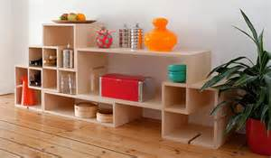 kitchen storage furniture ikea momodul modular plywood shelving by xavier coenen homeli