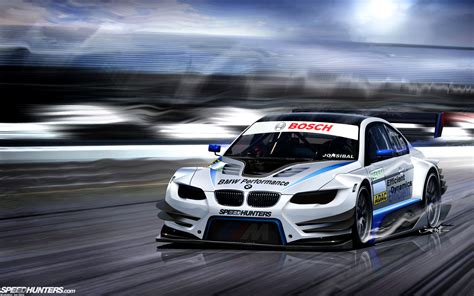 Bmw Sports Car Racing