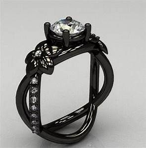 black wedding ring for women cute pinterest With black wedding rings women