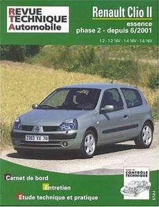 Clio 2 Essence : revue technique renault clio ii neuf occasion num rique pdf ~ Gottalentnigeria.com Avis de Voitures