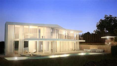 magnifique maison d architecte sur la c 244 te espagnole design feria
