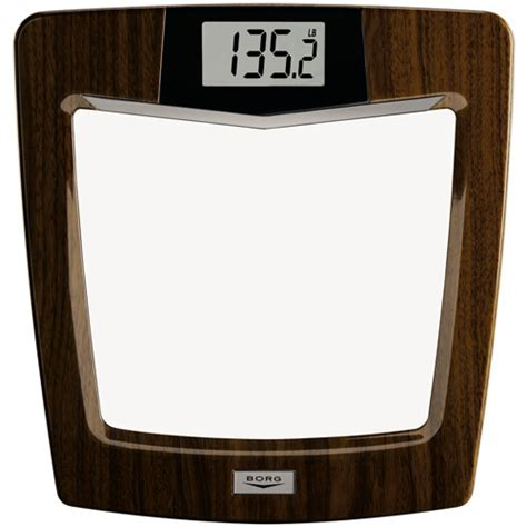 borg glass digital bath scale walmart com