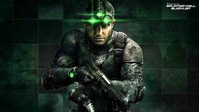 Gaming Wallpapers Gb Games Cell Blacklist Splinter