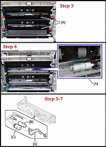 Ricoh Aficio Mp 3352 Feed Roller Kit Replacement Af030090