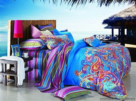 striped duvet duvet covers bed in a bag 5pc gorgeous multi colored