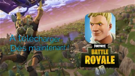comment installer fortnite mobile iosandroid