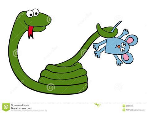 A Cartoon Predator Stock Illustration. Illustration Of