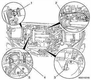 Opel Engine Diagram